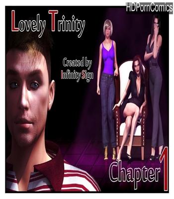 Porn Comics - Lovely Trinity 1