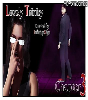 Porn Comics - Lovely Trinity 3