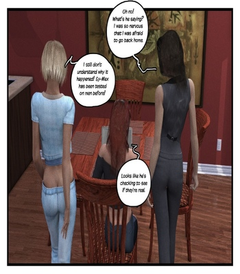 Lovely-Trinity-3 69 free sex comic