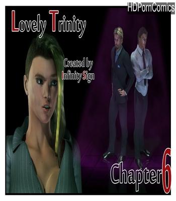 Porn Comics - Lovely Trinity 6