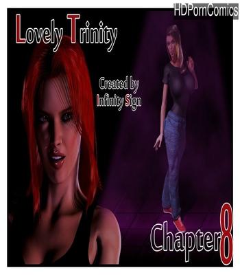 Porn Comics - Lovely Trinity 8
