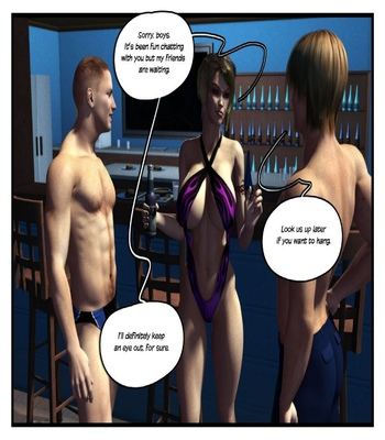 Lovely-Trinity-8 85 free sex comic
