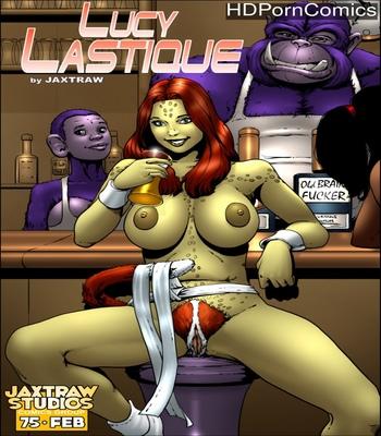 Porn Comics - Lucy Lastique 75