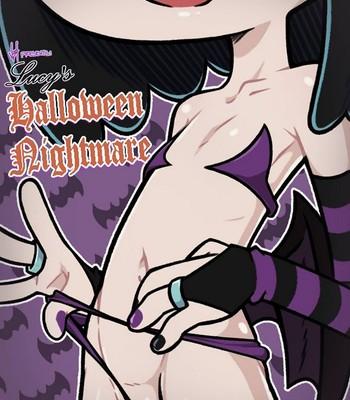 Porn Comics - Lucy's Halloween Nightmare