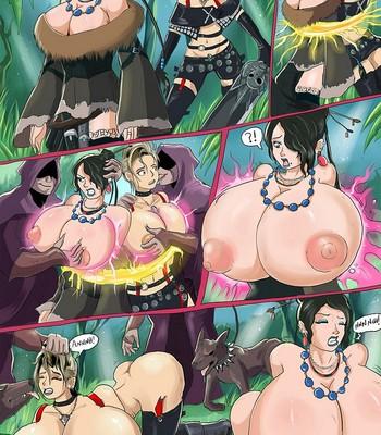Lulu And Paine comic porn sex 001