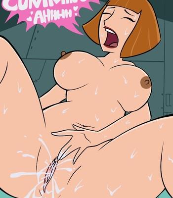 Lustful Possession comic porn sex 013