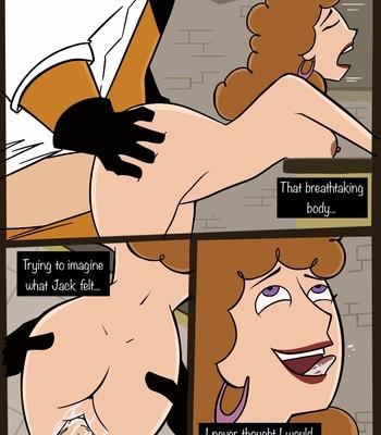 Lustful Possession comic porn sex 016