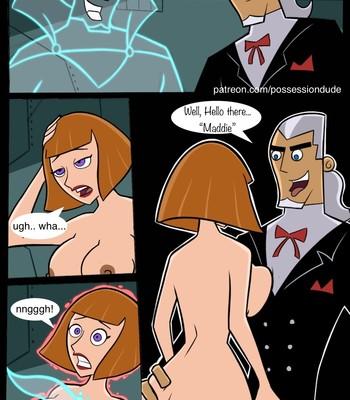 Lustful Possession comic porn sex 020