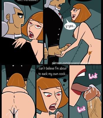 Lustful Possession comic porn sex 025