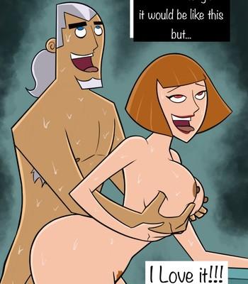 Lustful Possession comic porn sex 031
