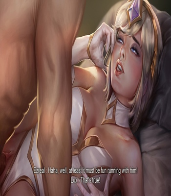 Lux-NTR 34 free sex comic