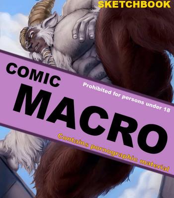 Porn Comics - Macro