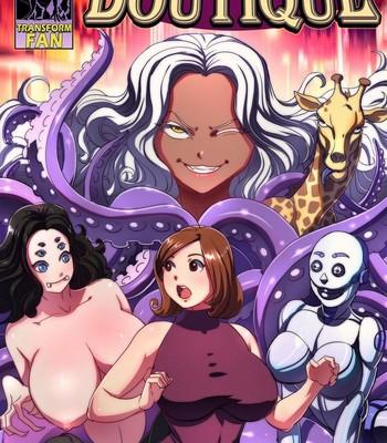 Porn Comics - Madame Nefaria's Boutique