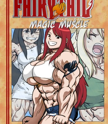 Porn Comics - Magic Muscle