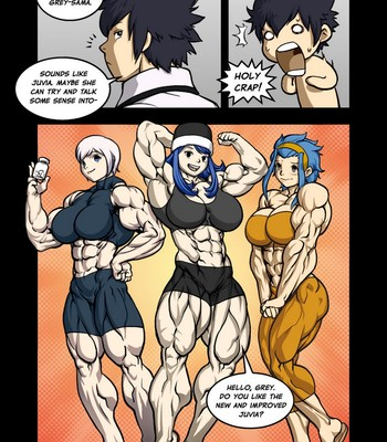 Muscle magic comic porno Magic Muscle Comic Porn Hd Porn Comics