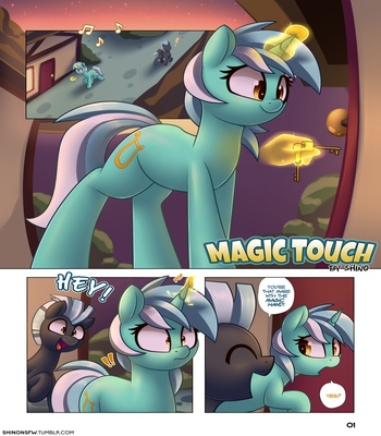 Magic-Touch 2 free sex comic
