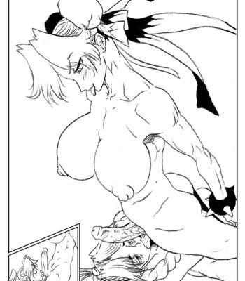 Mai Vs Chun-Li comic porn sex 017