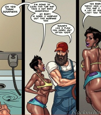 Make America Great Again comic porn sex 007