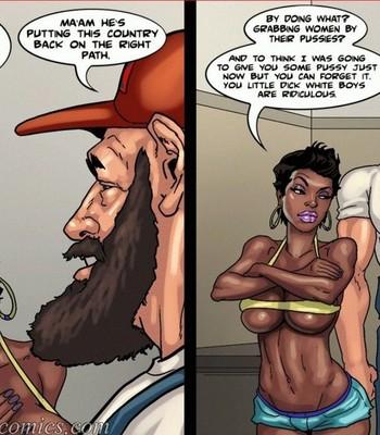 Make America Great Again comic porn sex 009