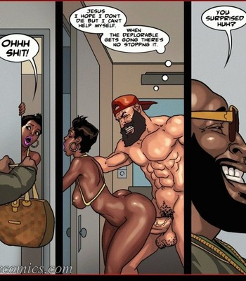 Make America Great Again comic porn sex 028