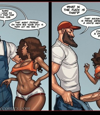 Make America Great Again comic porn sex 043