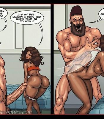 Make America Great Again comic porn sex 045