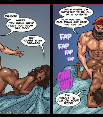 Make America Great Again comic porn sex 048