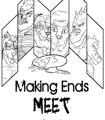 Porn Comics - Making Ends Meet