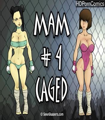 Porn Comics - Mam 4 Caged