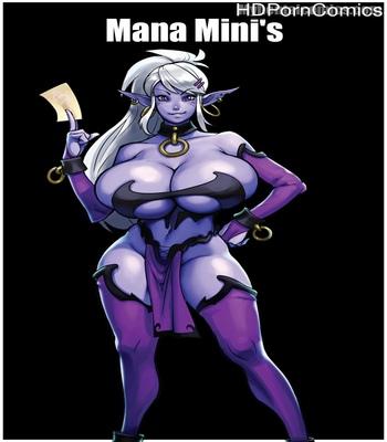 Porn Comics - Mana Mini's