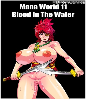 Porn Comics - Mana World 11 – Blood In The Water