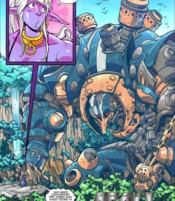 Porn Comics - Mana World 16 – Heavy Metal