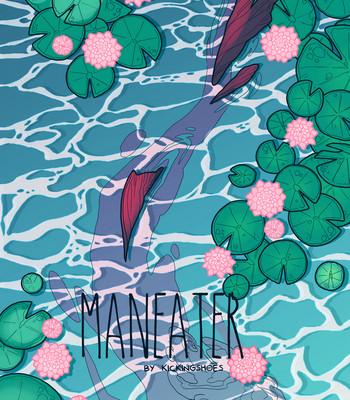 Porn Comics - Maneater