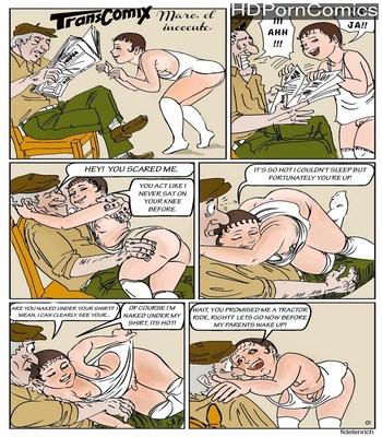 Porn Comics - Marc El Inocente