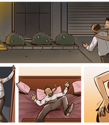 Margarita – Drunken Room Swap comic porn sex 002