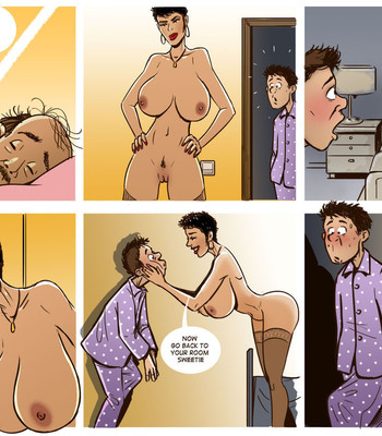 Margarita – Drunken Room Swap comic porn sex 003