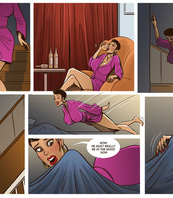 Margarita – Drunken Room Swap comic porn sex 004
