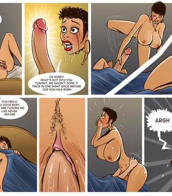 Margarita – Drunken Room Swap comic porn sex 006