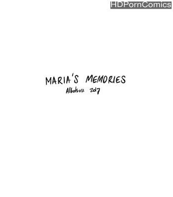 Porn Comics - Maria's Memories