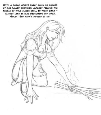 Marie-Krampus-Origins 10 free sex comic