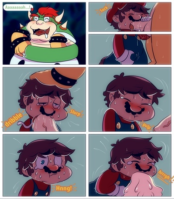 Mario-And-Bowser 12 free sex comic