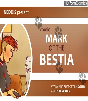Porn Comics - Mark Of The Bestia