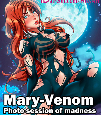 Porn Comics - Mary-Venom – Photo Session Of Madness