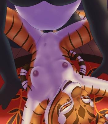 Master Tigress In Heat comic porn sex 036