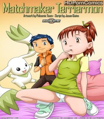 Porn Comics - Matchmaker Terriermon