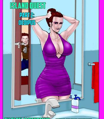 Porn Comics - Max And Maddie's Island Quest 2 – Oedipus