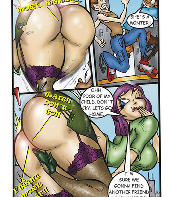 Maxi & Sherrie – Camille's First Adventure comic porn sex 004
