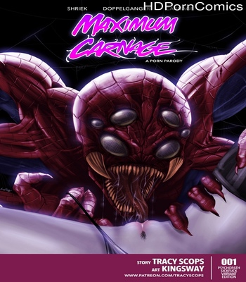 Porn Comics - Maximum Carnage