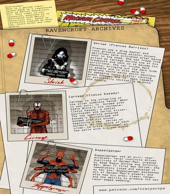Maximum-Carnage 2 free sex comic