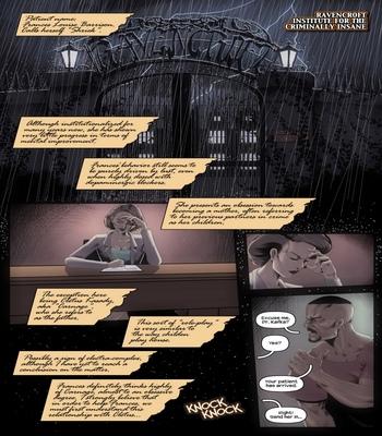Maximum-Carnage 3 free sex comic